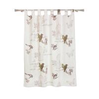 Mahonia Curtain 140x160 cm, Cream