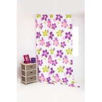 Silan Curtain 140x245 cm, Purple