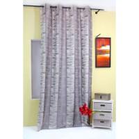 Brooklyn Curtain 140 x 245 cm, Brown