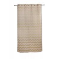 Forli Curtain 140 x 245 cm, Beige
