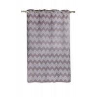 Forli Curtain 140 x 245 cm, Purple