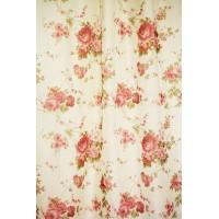Aurora Sheer Curtain 400x245 cm