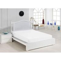 Jersey Sheet 160x200 cm, White