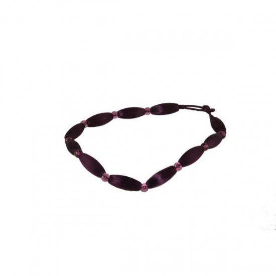 Rope 7.5 cm, Purple