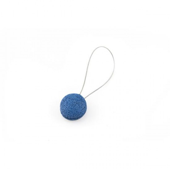 Rock Magnetic Clip, Blue