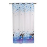 Frozen Curtain 140x245 cm