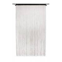 String 140x285 cm, Black