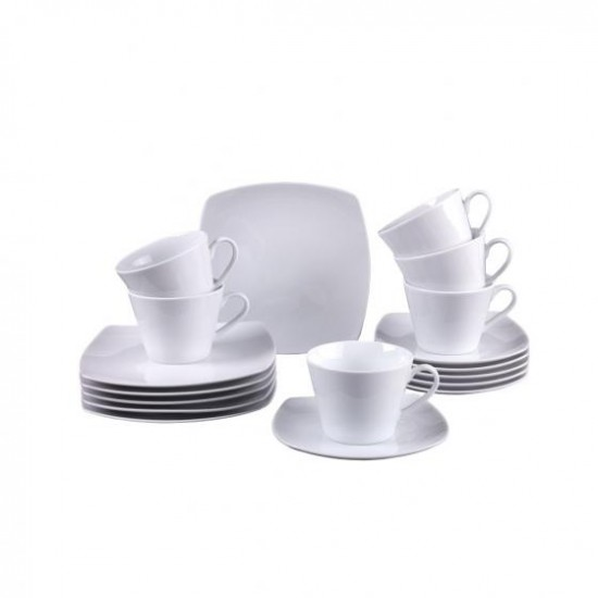 Simply Fresh Coffeeset 18pcs.