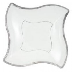 New Wave Glass Plate