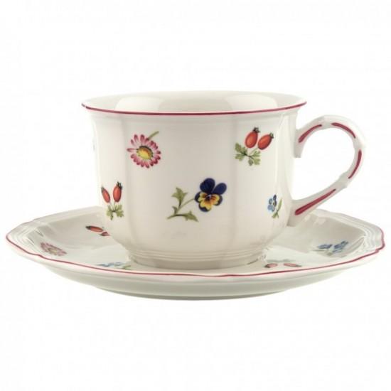 Petite Fleur Breakfast cup & saucer 2pcs