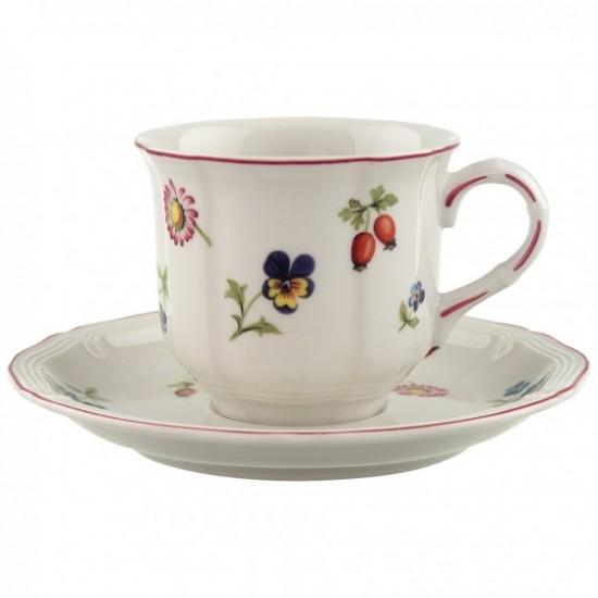 Petite Fleur Coffee cup & saucer 2pcs