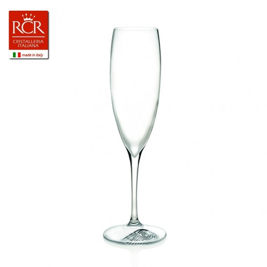 The Only One Sparkling Wine Flutes Set 2 pcs