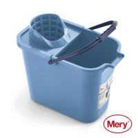 Rectangular Bucket with Strainer 12L