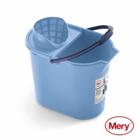 Oval Bucket with Strainer 12L