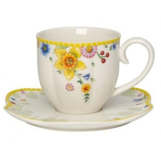 Spring Awakening Coffee/Tea Cup&Saucer