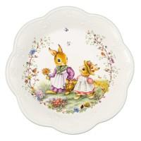 Spring Fantasy bowl large flower meadow