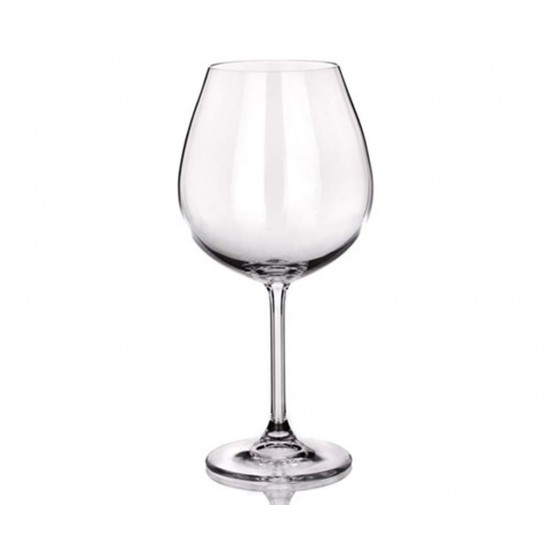 Degustation Burgundy Goblets 6 pcs