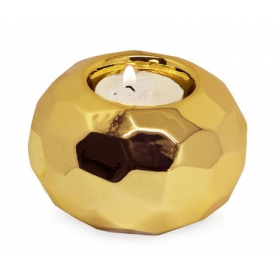 Arizona Gold Tea Light Holder