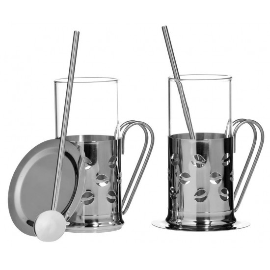 Beans Irish Coffee Set 6 pcs