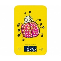 Bug Yellow Digital Kitchen Scales