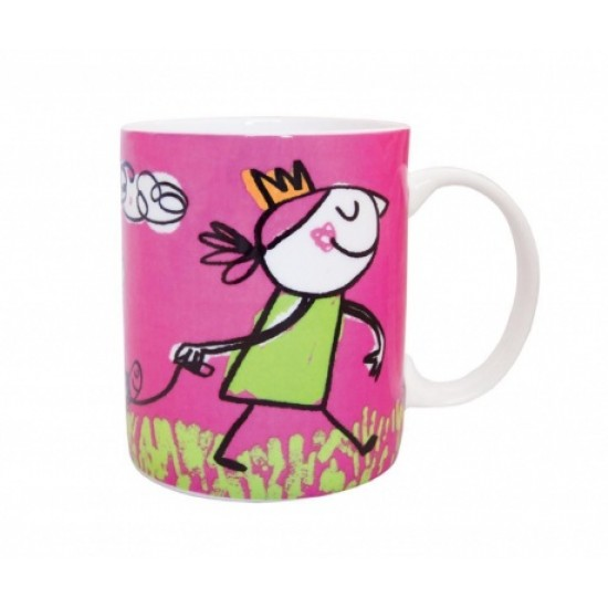 Keep Calm on Meadow Mug 340 ml