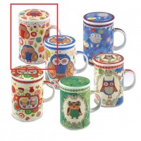 Owls World Mug 330 ml