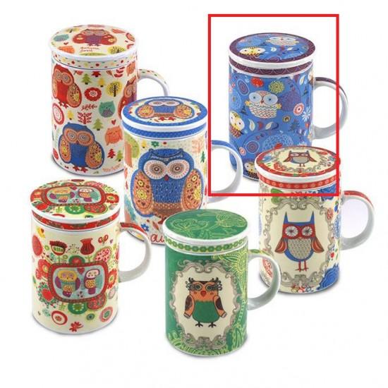 Owls World Mug 330 ml