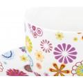 Blumen Tea/Coffee Set + Plateau 13 pcs