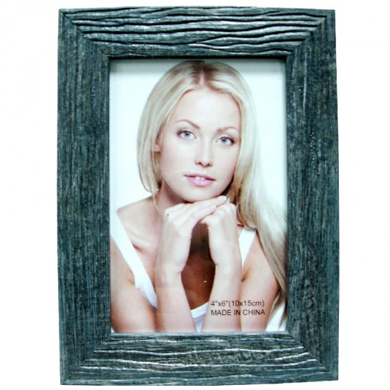 Photo Frame 10x15 cm, Dark Wood