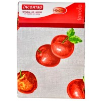Apples Table Cloth 140 x 240 cm