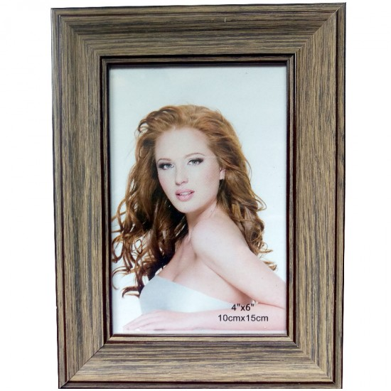 Photo Frame 10x15 cm, Wood