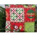 Decorative pillowcase Christmas Toys 43x43 cm