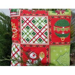 Декоративна калъфка Christmas Toys 43x43 cm