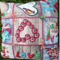 Decorative pillow Hearts 43x43 cm