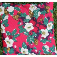 Decorative pillowcase Christmas Mistletoe 43x43 cm