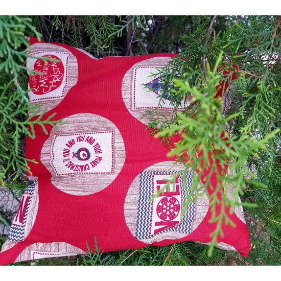 Decorative pillowcase Christmas and You 43 x 43 cm