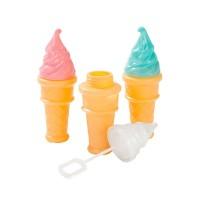 We ♥ Ice Cream Cone Bubble Pot