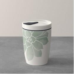Travel coffee mug S Succulent