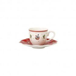 Toy s Delight Espresso cup & saucer 2pcs