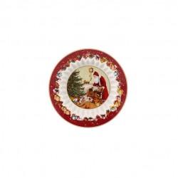 Toy's Fantasy Bowl large, Santa brings gifts