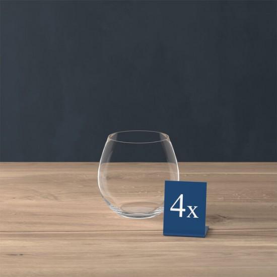 Entrée water glass