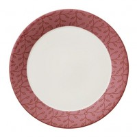 Caffe Club Floral Berry Coffee Plate