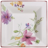 Mariefleur Gifts Square Bowl 14 x 14 cm