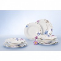 Mariefleur Gris Basic Plate Set 12 pcs