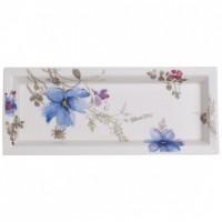 Mariefleur Gris Gifts Rectangular Bowl 23.6 x 9.7 cm