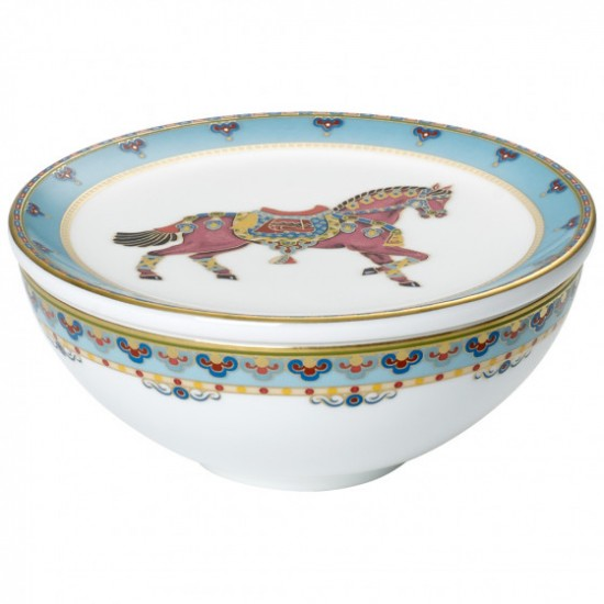 Samarkand Aquamarin Gifts Decorative Container 11 cm