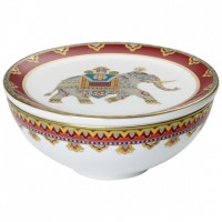 Samarkand Rubin Gifts Decorative Container 11 cm