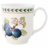 Charm & Breakfast French Garden Mug