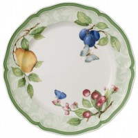 French Garden Beaulieu dinner plate