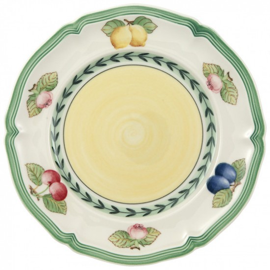 French Garden Fleurence bread plate